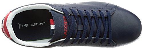 Lacoste Uomo Scarpe / Sneaker Carnaby Evo 317 SPM blu
