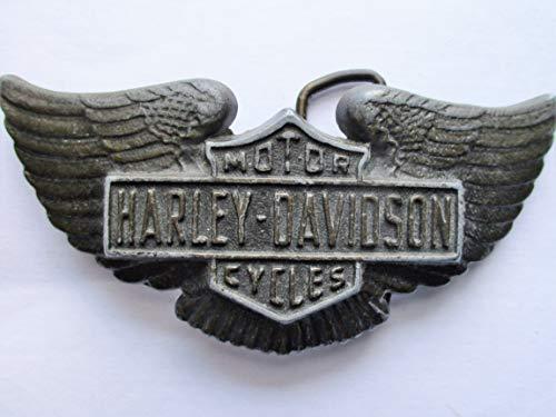 (Harley Davidson MotorCycles Vintage Belt Buckle)