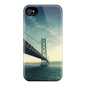 Quality ConnieJCole Case Cover With Nice View Nice Appearance Compatible With Iphone 4/4s wangjiang maoyi