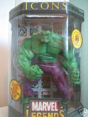 (Marvel Legends Icon Hulk 12-inch Action Figure)