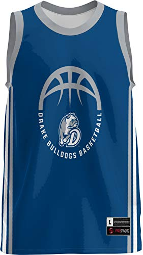 ProSphere Drake University Basketball Men's Basketball Jersey (Classic) 1002D