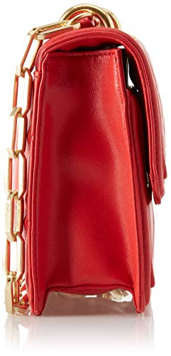 Studs rust Rouge Bandoulière Sandy red Sacs Guess wyXqUaT1Yc