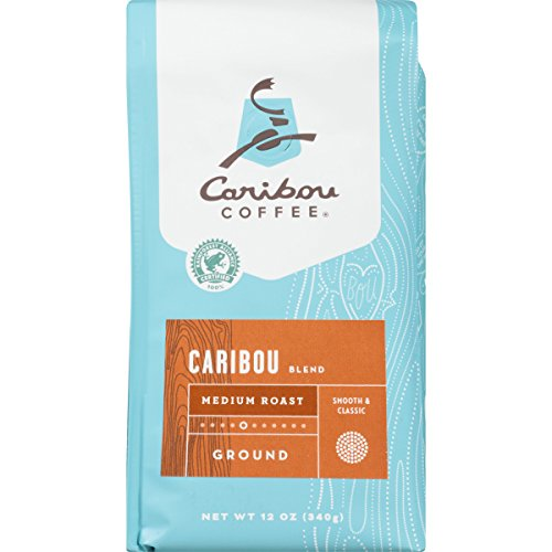 Caribou Coffee Blend Ground Ounce