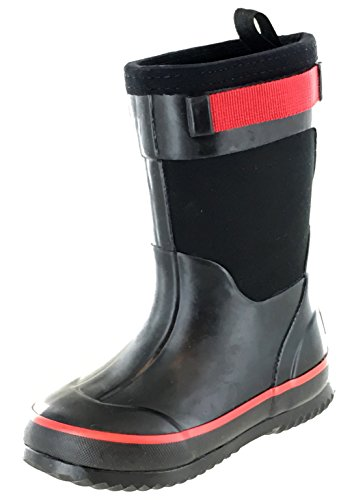 Boys' Neo Mid Calf Boot, Black