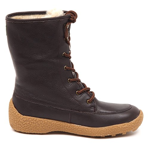 Marrone Box Woman Donna without Stivale D8514 Cougar Boot nXwfg8vqq