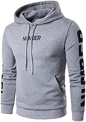 Pullover Sweater Hood Hooded Jacket Sweatshirt Men/'s Hoodie T-Shirt New