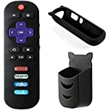 RC280 Remote Control Fit For TCL Roku TV 32S3750 40FS3750 55UP120 40FS4610R 65US5800 32S3800 28S3750 32S3700 55UP130 50UP130 43UP130 32S3850A 32S3850B 32S3850P 32s301 55US5800 48FS3750 50FS3800