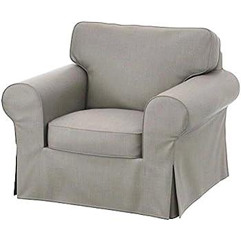 Amazon.com: Cotton IKEA Kivik 1 Seater Sofa Chair Cover ...