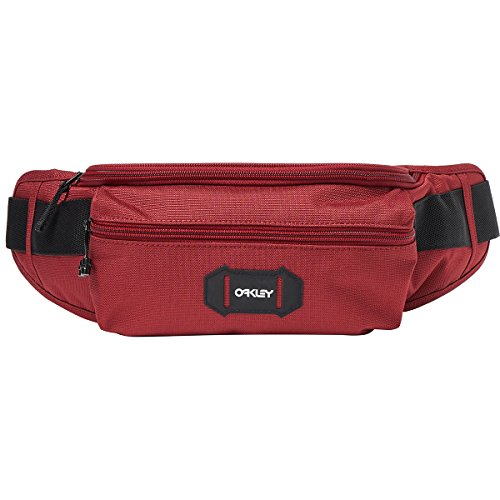 Oakley Men's Street Belt Bag, Iron red, One Size Fits, used for sale  Delivered anywhere in USA