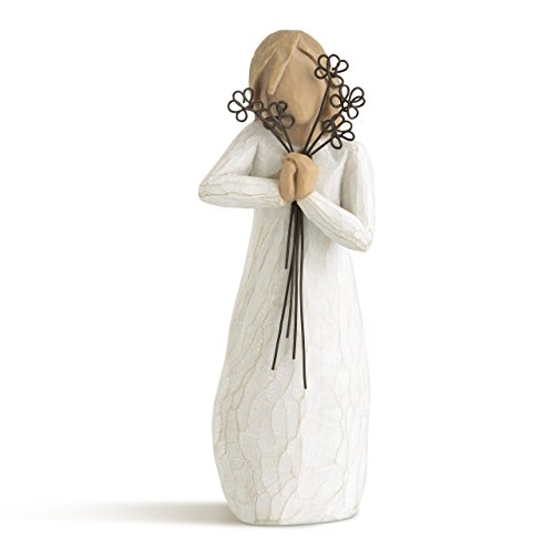 Willow Tree hand-painted sculpted figure, Friendship
