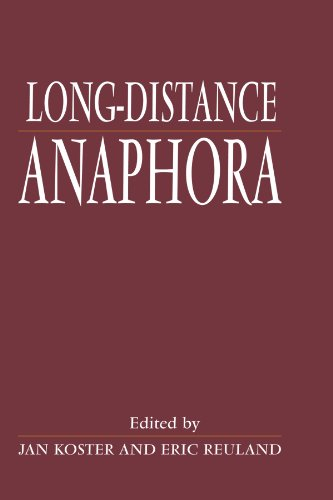 Long Distance Anaphora