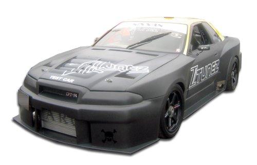 (Duraflex Replacement for 1989-1994 Nissan Skyline 2DR R32 R34 GTR500 Conversion Hood - 1 Piece)
