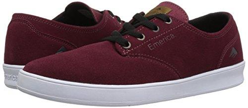 Emerica Hommes Pour Romero Bordeaux De Chaussures Skate Lacets 8wxf4B4Yq