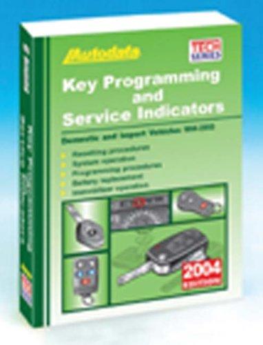(2004 Key Programming and Service Indicators (1994-03) (AUTODATA TECH MANUAL)