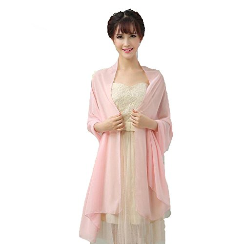 Womens Scarves Chiffon Bridal Evening product image
