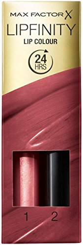 Lipfinity – # 108 Frivolous by Max Factor for Women – 4.2 g Lip Stick