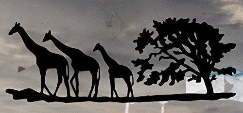 Giraffe Family - Safari Africa Rubber Stamps custom stamps rubber Rubber Stamps custom stamps rubber (Africa Stamp)