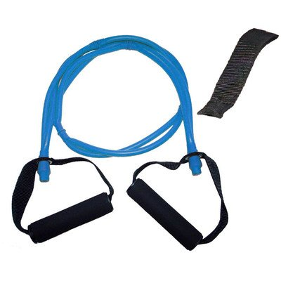 Maximum Fitness Gear Dual Tubing Resistance Band (Heavy)