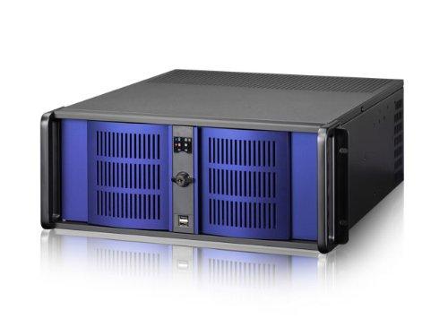- 8ch 240 FPS Real-Time at 4CIF H.264 Hybrid DVR Video Surveillance Server: eDigital D1-HC2 Platinum, 4U, i7, 3yr