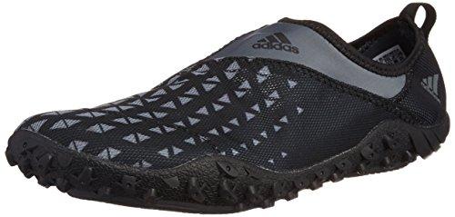 Scarpe Adidas B39895 Mens Kurobe Ii Water, Vista Grigio / Core Nero / Core Nero
