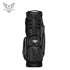 Subtle Patriot Covert '19 Stand Bag Freedom To Use As You Choose Exceptionally versatile whether you pack it or push it, the 4lb Covert Stand Bag is equipped with a feature set for either operation. Features: 5-way top with integrated grab ha...