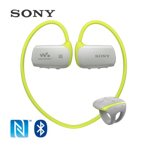 Brand New Sony NWZ-WS613 Wireless Waterproof Sports Walkman MP3 Player Bluetooth Headsets