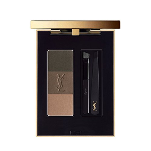 Yves Saint Laurent Couture Brow Palette - #2 Medium To Dark 3.8g/0.13oz