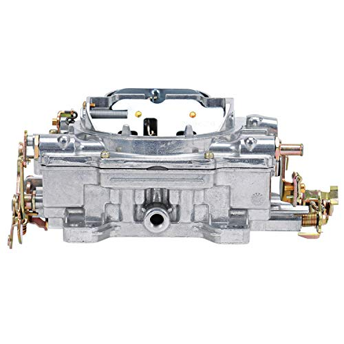 Series Carburetor 650 cfm Square Flange Non-EGR Manual Choke Satin AVS2 Series Carburetor ()