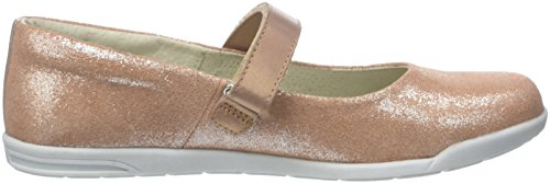 Hush Puppies Scully, Bailarinas con Punta Cerrada Para Niñas Rose (Rose Brillant)