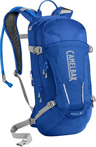 CamelBak M.U.L.E. 100 oz, Lapis Blue/Silver, One Size