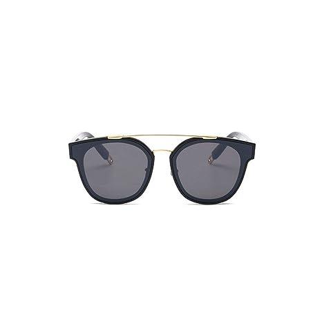 ZCF - Gafas de Sol para Hombre y Mujer, Color Rojo: Amazon ...