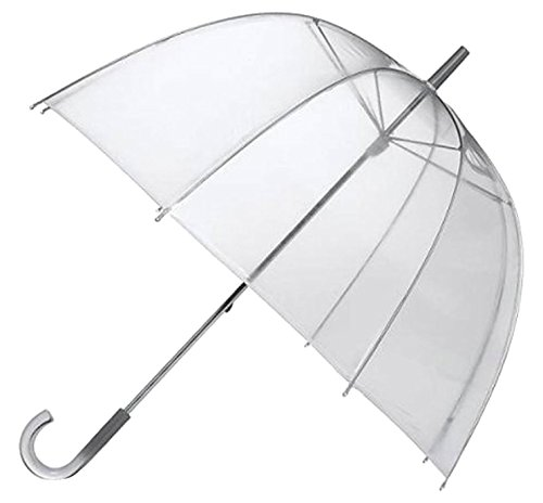 EZbrella Wholesale Dome Bubble Umbrellas Auto Open, 46'' ARC, Case of 50 by EZbrella