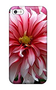 6136266K73453966 Fashion Tpu Case For Iphone 5/5s Flower Defender Case Cover