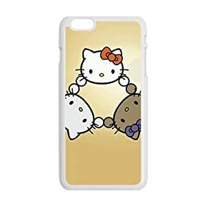 Happy Hello kitty Phone Case for iphone 6 4.7 Case