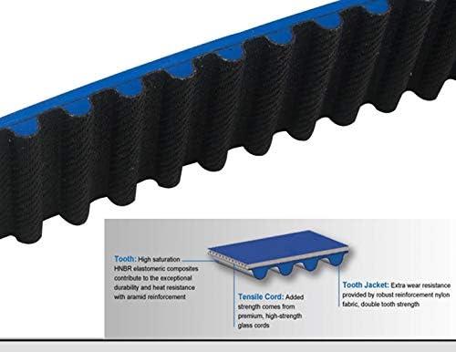 Racing Timing Belt For Toyota Crown Supra Soarer Verossa 1JZ 1JZGTE 1JZ-GTE BLUE HNBR