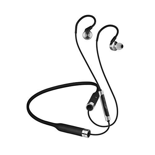RHA MA750 Wireless: Noise Isolating Bluetooth In-Ear Headphones with Universal Remote & Microphone 12 Hour Battery Life by RHA