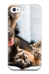 Shock-dirt Proof Cute Case Cover For Iphone 4/4s