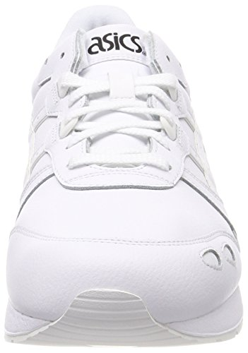 Asics Gel-Lyte, Scarpe da Running Uomo Bianco (White/White)
