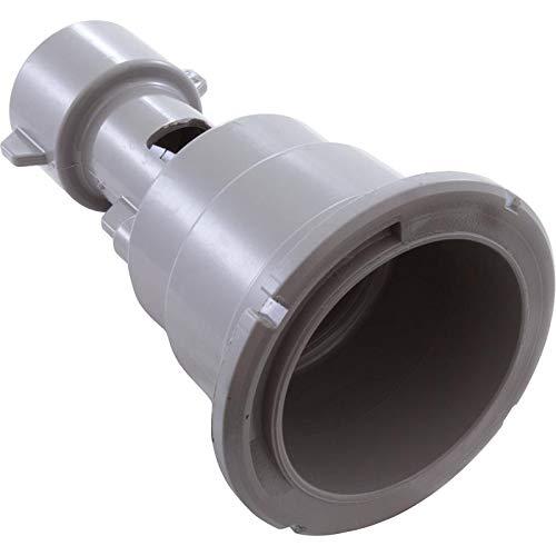 (Waterway Plastics 806105264848 Gray Wall Fitting Poly Storm Gunite Spa Jet)