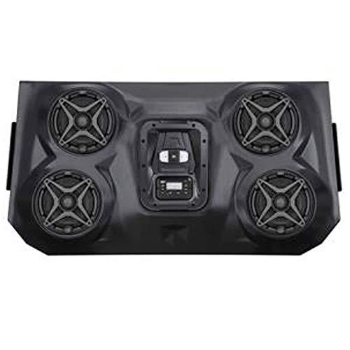 (SSV Works WP3-RZF3O4A Weather Proof Razer 4 Overhead iPod 4 Speaker Sound bar with Bluetooth)