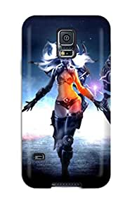 Galaxy S5 Case Slim [ultra Fit] Irelia Protective Case Cover