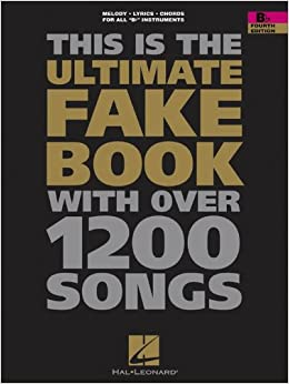 pdf download ebook the ultimate fake book by language english