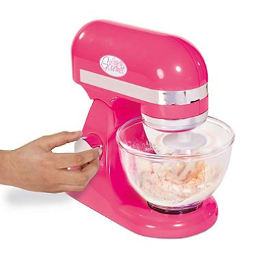 Little Gourmet Toy Stand Mixer – Fuchia