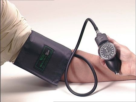 Welch Allyn 5098-02 Tycos Classic Hand Aneriod Adult Cuff/Bladder (Sphygmomanometers Tycos)