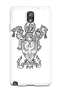 Tpu Catherine Thomas Shockproof Scratcheproof Unknown Hard Case Cover For Galaxy Note 3