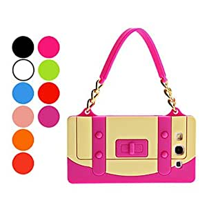 Handbag Design Soft Case for Samsung Galaxy S3 I9300 (Assorted Colors) , Rose