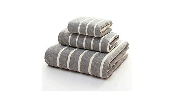 ZYJY Juego de Toallas de baño, Toalla de algodón, Toalla Invertida, 1 Toalla, 1 Toalla de baño, 1 Toalla Cuadrada,C: Amazon.es: Hogar