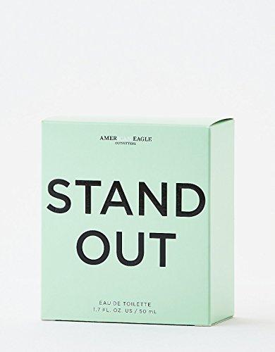 Mist Cologne Tea Green (American Eagle Stand Out 1.7 Ounce Eau De Toilette Fragrance)