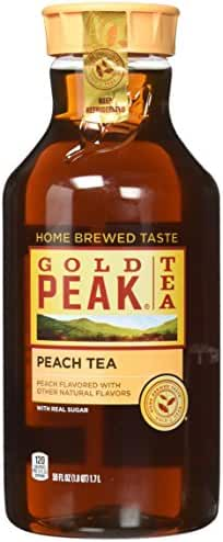 Gold Peak, Peach Tea, 59 fl oz