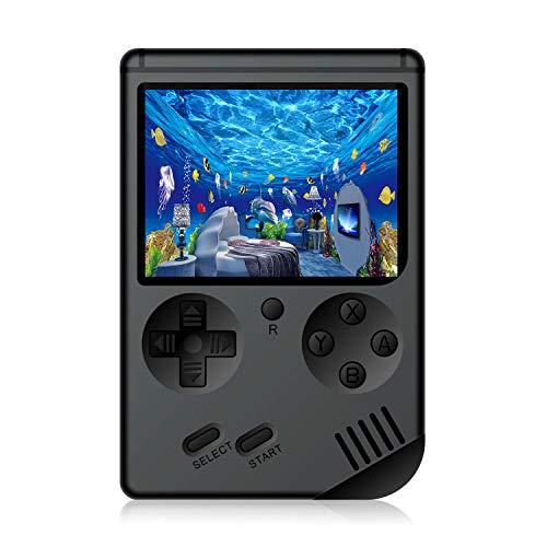JAFATOY Retro Handheld Games Con...